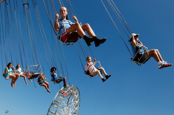 Leisure Activity「In A Tight Economy, Local Fairs Provide Summer Entertainment」:写真・画像(17)[壁紙.com]