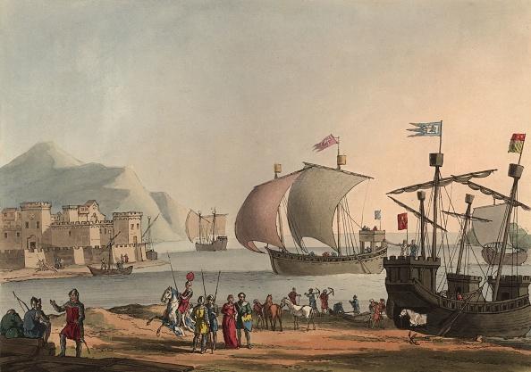 Medieval「Medieval Port」:写真・画像(9)[壁紙.com]