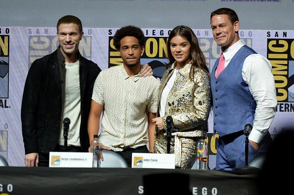 "San Diego Convention Center「Comic-Con International 2018 - ""Bumblebee"" Panel」:写真・画像(7)[壁紙.com]"