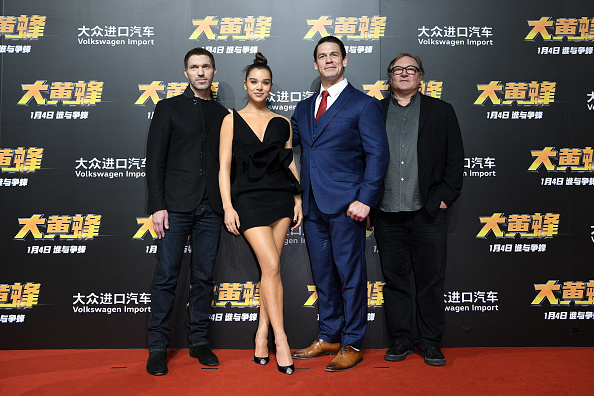 Four People「'Bumblebee'  Beijing Red Carpet」:写真・画像(13)[壁紙.com]