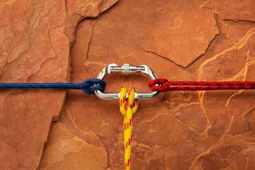 クライミング「登山に接続 Carabiner クリップ」:スマホ壁紙(9)