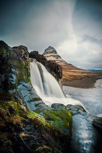 Glacier「Kirkjufell, Iceland」:スマホ壁紙(12)