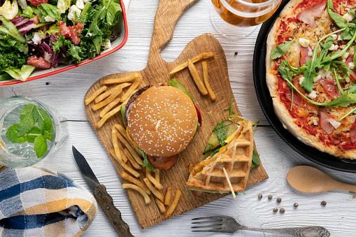 Fast Food「Fast food take out」:スマホ壁紙(16)