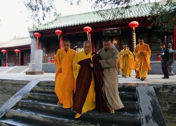 UNESCO「Abbot Of Shaolin Temple」:写真・画像(8)[壁紙.com]