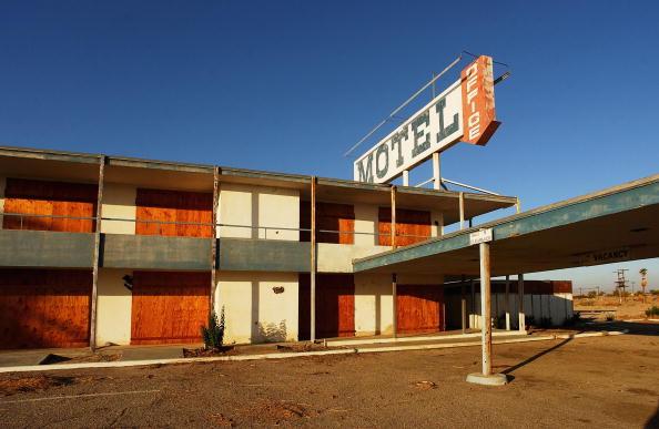 Motel「Salton Sea Authority May Shrink 376-Square-Mile Lake」:写真・画像(0)[壁紙.com]