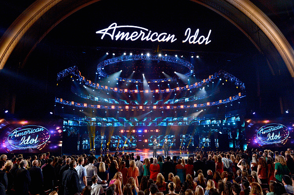 "The Dolby Theatre「FOX's ""American Idol"" Finale For The Farewell Season - Show」:写真・画像(13)[壁紙.com]"