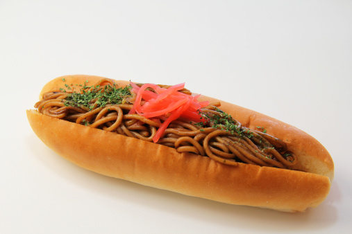 Bread「Yakisoba dog」:スマホ壁紙(12)