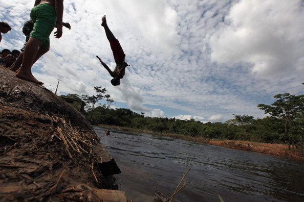 Tropical Rainforest「Brazil's Controversial Belo Monte Dam Project To Displace Thousands in Amazon」:写真・画像(5)[壁紙.com]