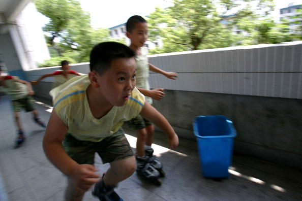 Chili Sauce「Children Undergo Stringent Educational Program At China's West Point」:写真・画像(5)[壁紙.com]