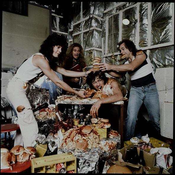 Hamburger「Van Halen Enjoying A Feast」:写真・画像(16)[壁紙.com]
