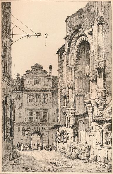 Run-Down「'Prague', C1820 (1915)」:写真・画像(18)[壁紙.com]