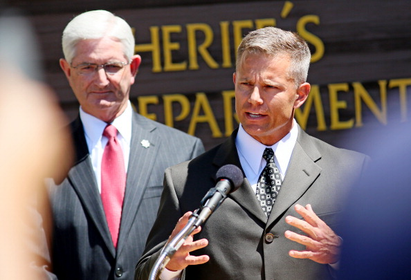 Wilderness Area「San Diego Co. Sheriff Holds News Conference On Kidnapped Teen Hannah Anderson」:写真・画像(16)[壁紙.com]