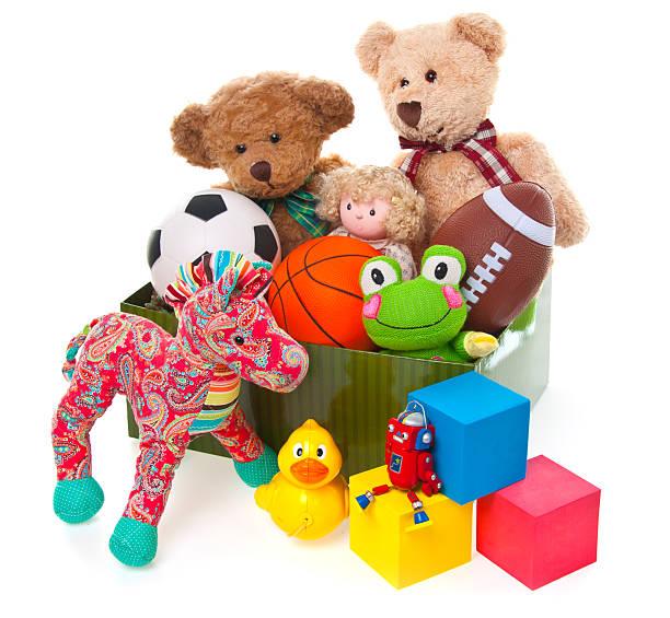 Donation Box Full of Toys and Stuffed Animals:スマホ壁紙(壁紙.com)