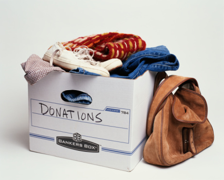 Santa Monica「Donation box of clothing and personal items」:スマホ壁紙(15)