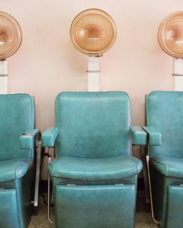 Old-fashioned「Salon hair dryers」:スマホ壁紙(17)