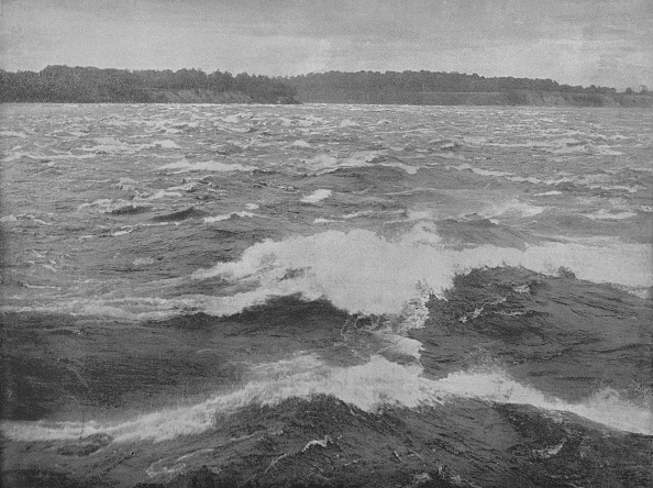 Water Surface「Long Sault Rapids」:写真・画像(12)[壁紙.com]