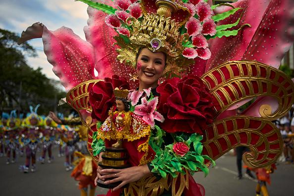 Cultures「Filippinos Celebrate The Sinulog Festival In Cebu City」:写真・画像(6)[壁紙.com]