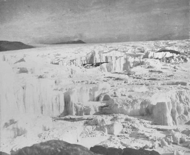The Koettlitz Glacier:ニュース(壁紙.com)