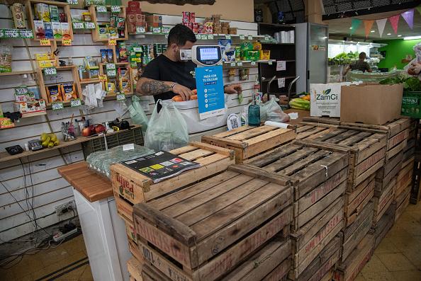 Wood - Material「Argentina Under National Quarantine To Contain Coronavirus」:写真・画像(19)[壁紙.com]