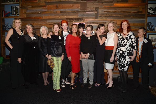 Women in Film and Television International「Perrier-Jouët Celebrates the Ninth Annual Women In Film Pre-Oscar Cocktail Party at Hyde Sunset Kitchen in Los Angeles, CA」:写真・画像(19)[壁紙.com]