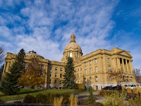 Edmonton「Edmonton State legislature, Alberta, Canada」:スマホ壁紙(1)
