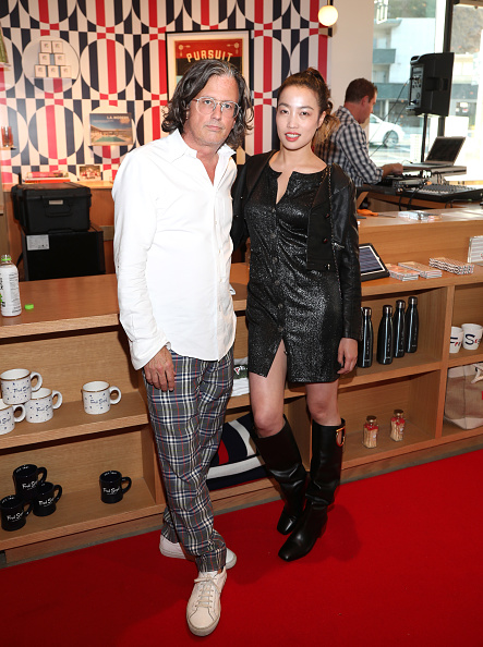 Jerritt Clark「Official Launch Reception For Fashion Brand GLOBAL INTUITION」:写真・画像(17)[壁紙.com]