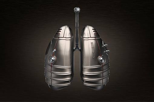 Endurance「Human lungs with armor」:スマホ壁紙(16)
