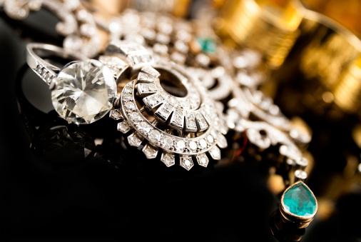 Diamond Shaped「wealth with  jewelry」:スマホ壁紙(11)