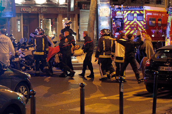 Paris - France「Many Dead After Multiple Shootings In Paris」:写真・画像(9)[壁紙.com]