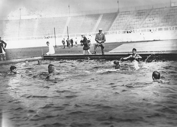 オリンピック「Olympic Water Polo」:写真・画像(3)[壁紙.com]