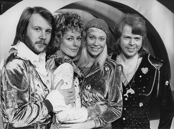 Agnetha Faltskog「Abba Song Contest 1974」:写真・画像(14)[壁紙.com]