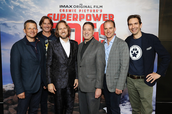 "Rich Fury「Imax's ""Superpower Dogs"" World Premiere Presented By Mars Petcare」:写真・画像(6)[壁紙.com]"