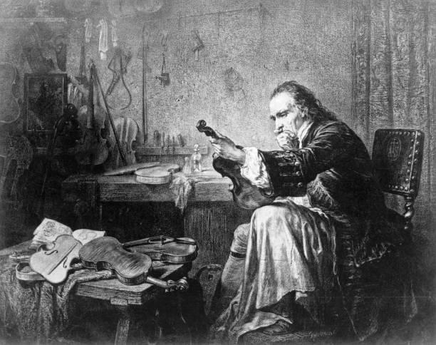 Antonio Stradivari:ニュース(壁紙.com)