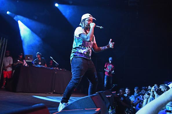 USA「Pandora Sounds Like You NYC Featuring Nas, Young M.A, Dave East And Biz Markie DJ Set」:写真・画像(0)[壁紙.com]