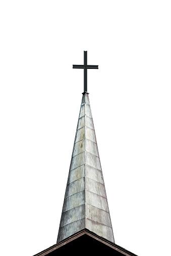 Spirituality「cross and steeple」:スマホ壁紙(10)