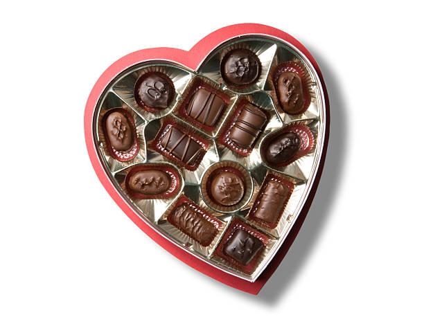 Valentine's Day Chocolates:スマホ壁紙(壁紙.com)