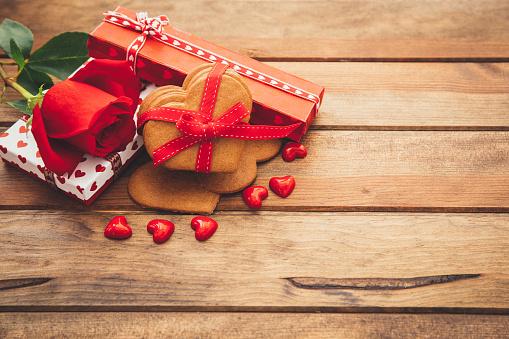 Sweet Food「Valentine's Day gifts」:スマホ壁紙(2)