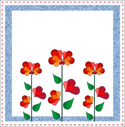 Teenager「valentines day floral design」:スマホ壁紙(0)