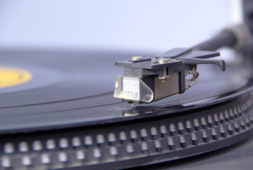 Rock Music「Turntable」:スマホ壁紙(6)