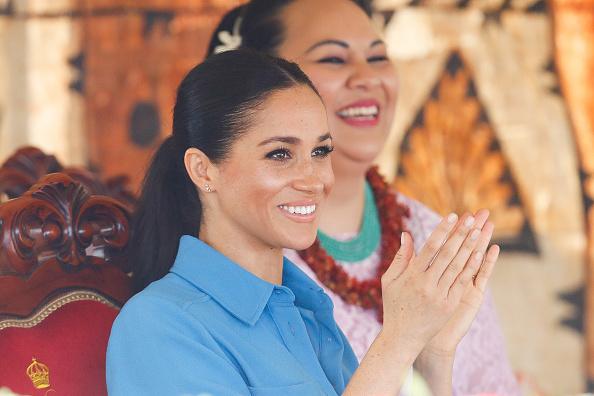 Nuku'alofa「The Duke And Duchess Of Sussex Visit Tonga - Day 2」:写真・画像(12)[壁紙.com]
