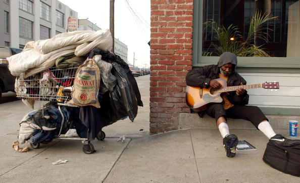 Homelessness「Homelessness On The Rise In San Francisco」:写真・画像(13)[壁紙.com]