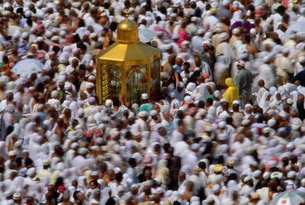 Activity「The Hajj - A Once In A Lifetime Pilgrimage To Mecca」:写真・画像(19)[壁紙.com]