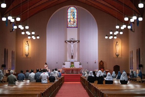 Religious Mass「Christianity in Japan」:写真・画像(0)[壁紙.com]