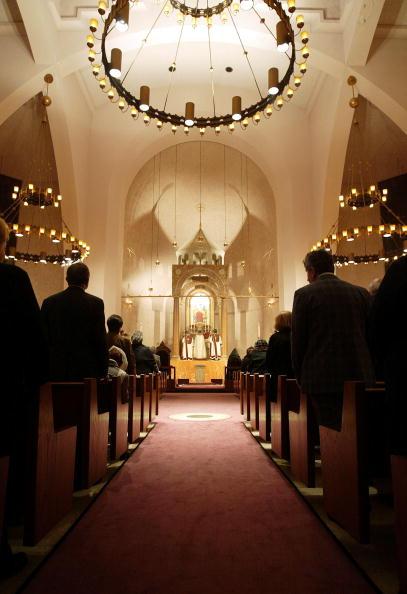Church「Orhtodox Christmas Celebrated In New York」:写真・画像(19)[壁紙.com]