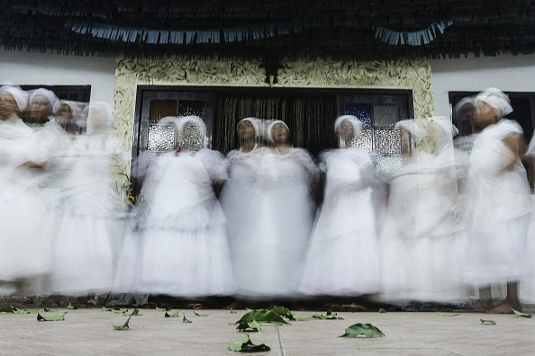 Blurred Motion「Candomble Ceromonies Held In Itaborai, Brazil」:写真・画像(12)[壁紙.com]