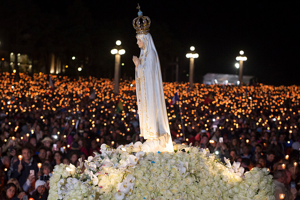 Religion「Pope Francis Celebrates A Mass In Fatima」:写真・画像(14)[壁紙.com]