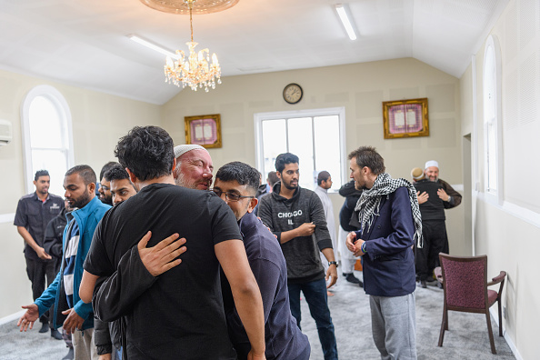 Mass Shooting「Christchurch Muslim Community Gather At Linwood Mosque For Prayers As Terror Attacker Faces Court」:写真・画像(8)[壁紙.com]