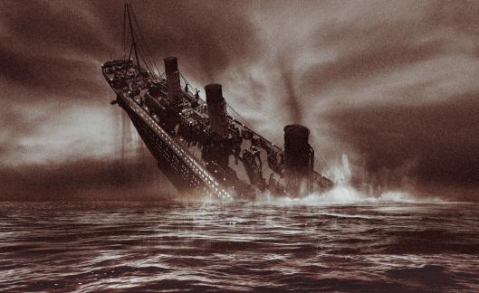 Passenger「Sinking passenger steamliner (Digital)」:スマホ壁紙(19)
