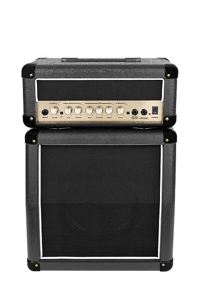 Guitar Amplifier Isolated:スマホ壁紙(壁紙.com)
