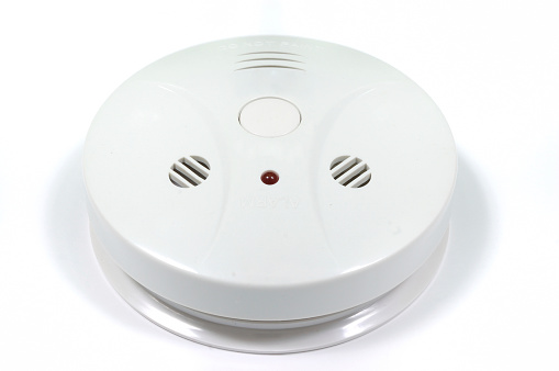 Smoke Detector「Smoke and fire detector」:スマホ壁紙(11)